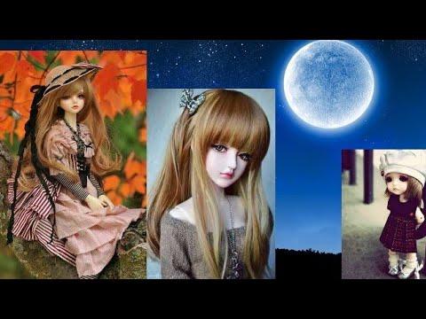 Cute 💜 Barbie Doll WhatsApp Status Video / O Re Piya