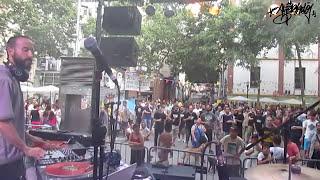 SOCIO & DJ JUM - Festes majors de Poble Sec, Julio 2015