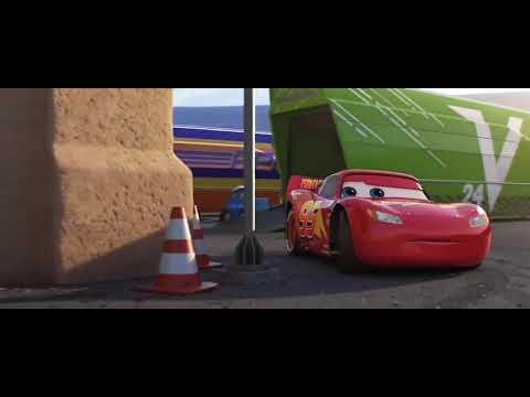 Arabalar 3 | Şimşek McQueen Kaza Yapıyor (2017) Türkçe (2/2) HD izle
