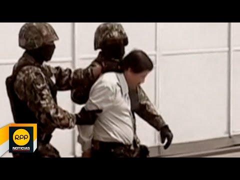 """El """"Chapo"""" Guzmán: conoce su perfil criminológico │RPP"""