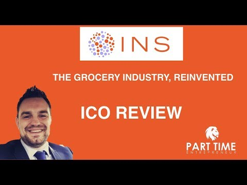 #1 INS ICO Review The Grocery Industry, Reinvented