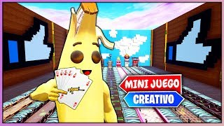 NUEVO *BLACKJACK* EN FORTNITE (MINIJUEGO CREATIVO) TEMPORADA 9