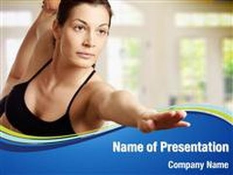 Yoga workout powerpoint template backgrounds digitalofficepro yoga workout powerpoint template backgrounds digitalofficepro 08917 toneelgroepblik Image collections