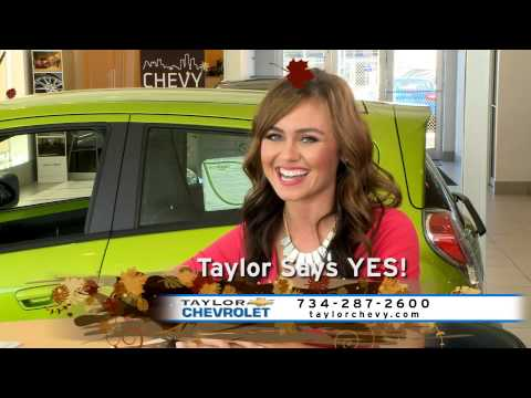 Taylor Chevrolet.... WE Say Yes... Fall 2014 - YouTube