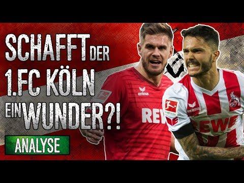 So bleibt der 1.FC Köln in der Bundesliga!  Analyse