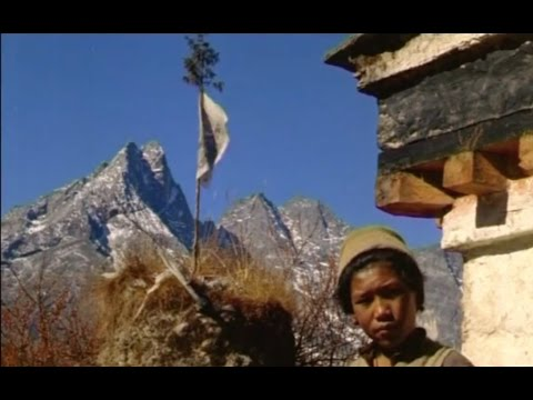 """Nepal 1962: """"Dežela šerp"""", A Documentary Film."""