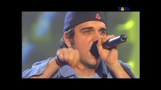Скачать Bloodhound Gang Bad Touch Live At VIVA Comet