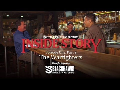 Panteao Full INSIDE STORY: Episode One - The Warfighters, Part 2