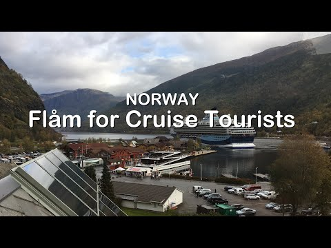 Flåm For Cruise Tourists - 17 Tips On What To Do | Www.cruiseflam.com