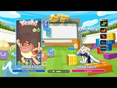Puyo Puyo Tetris: Quick Look