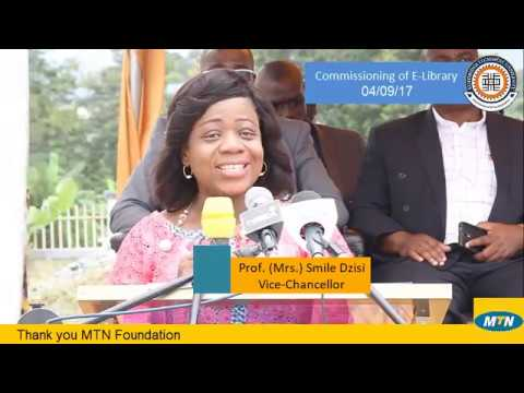 Commissioning of Electronic Library (E-Library) - KTU
