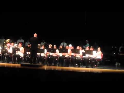 Woburn high school band