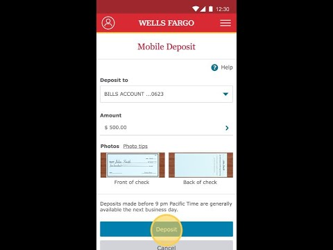 Wells Fargo Mobile S On Google Play