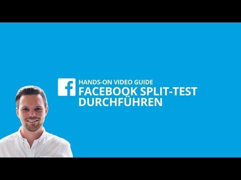 So funktionieren Facebook Split-Tests [#9 HANDS-ON VIDEO GUIDE]
