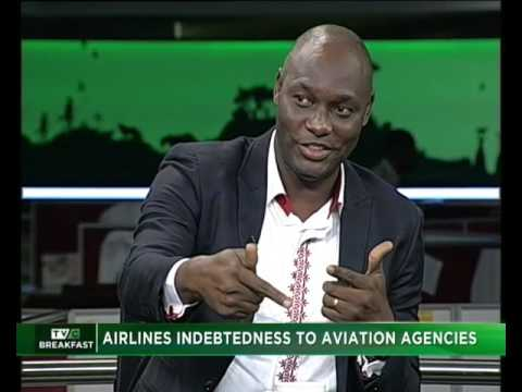 Airlines Indebtedness to Aviation Agencies