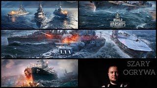 Czy czeka nas wojna ?! Flota USA już w drodze ! World of Warships PL!  Live