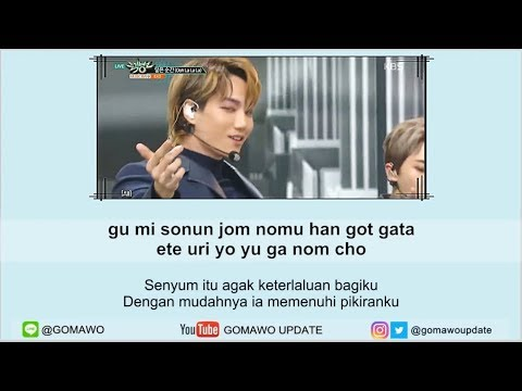 Easy Lyric EXO - OOH LA LA LA By GOMAWO [Indo Sub]