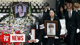 Cyber bullying, star suicides: The dark side of South Korea's K-pop world