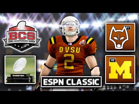 BCS National Championship | NCAA 14 Dynasty Ep. 64 (S5)