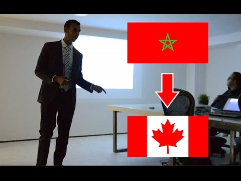 Comment Immigrer du Maroc au Canada en 2016