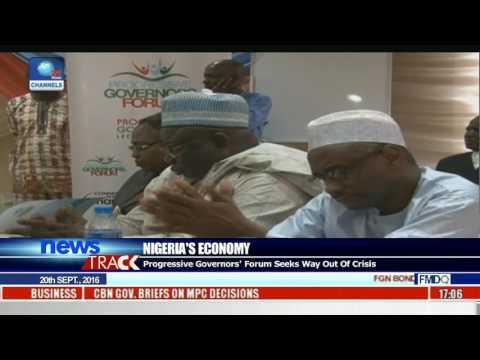 Progressives Governors' Forum Seek Way Out Of Nigeria's Economic Crisis