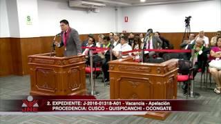 07/03/17 Audiencia Pública HD - Jurado Nacional De Elecciones