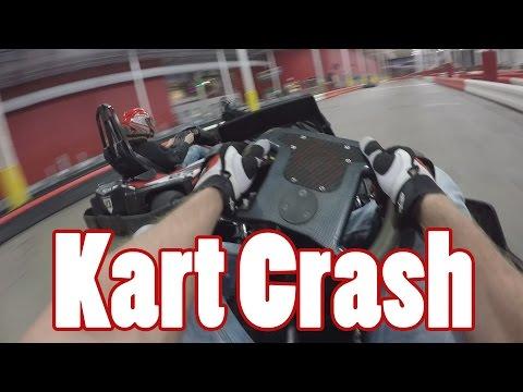 GO KART CRASH (K1 Speed)