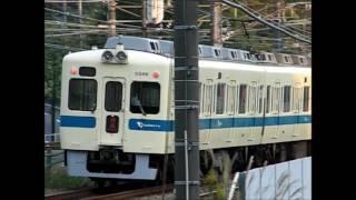 【並走】小田急5000形・5200形回送、東京都交通局10-000形