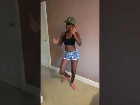 Yemi Alade - Bum bum dance by @minnah_minty