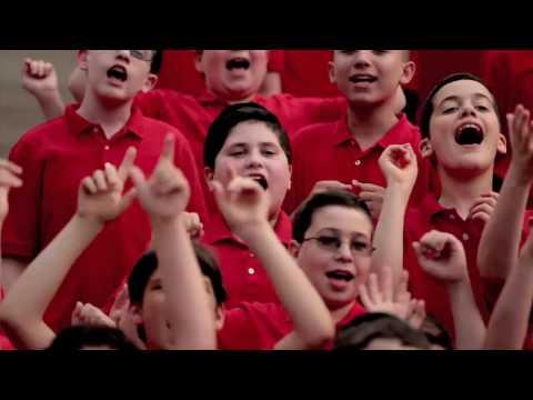 YACHAD: THE CHOIR OF UNITY  (A Miami Boys Choir production)
