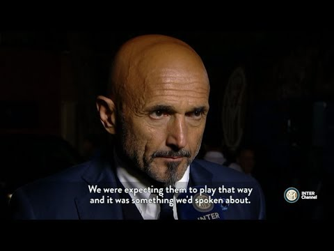 Bologna-Inter, quotes from Luciano Spalletti