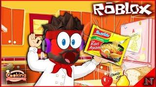 ROBLOX Indonesia #190 Cooking Simulator | Buy Indomie Kari KUTILFANS recipe