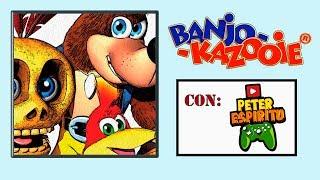 [N64] Banjo Kazooie - Guía 100% - Parte 13 -Clic Clock Wood! Otra vez