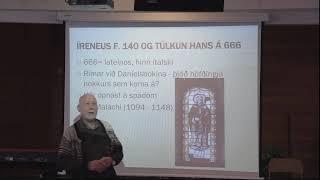 Snorri Óskarsson.