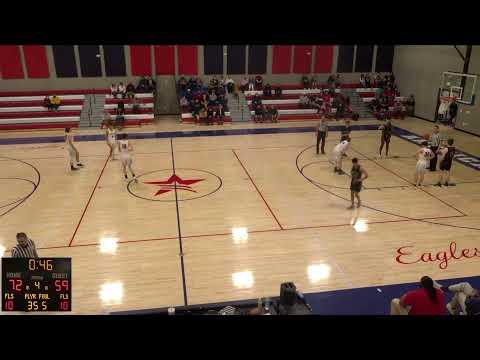 Draper American Prep vs. Rowland Hall Varsity Mens' Basketball