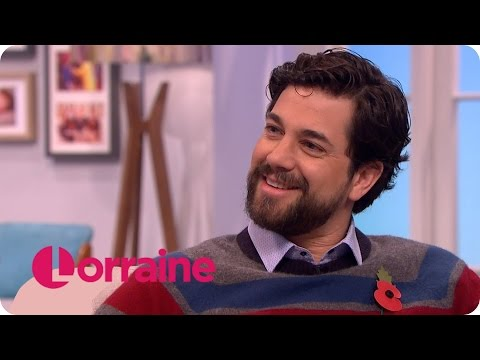 Adam Garcia Goes From Dancing To Shakespeare  Lorraine