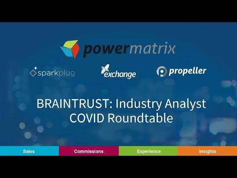 BRAINTRUST: Industry Analyst COVID Roundtable