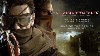 Metal Gear Solid V: The Phantom Pain - Quiet