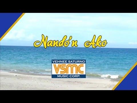 Willie Revillame  Nandon Ako Lyric