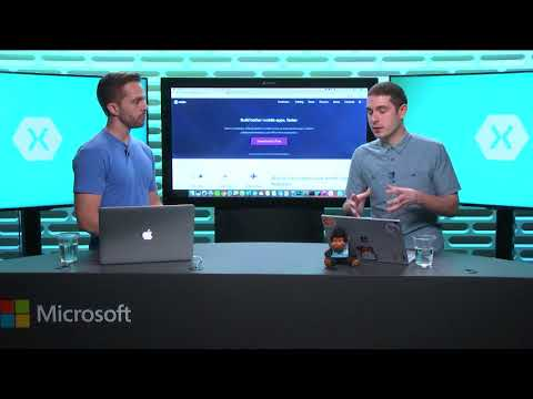 The Xamarin Show | Episode 20: Realm Mobile Databases With Adam Fish