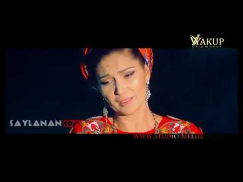 Maral Durdyyeva - Meni meni (Русские субтитры)