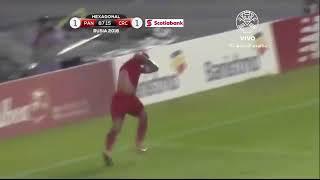Gol de Roman Torres Clasifica a Panamá al mundial Panamá vs Costa Rica #Rusia2018
