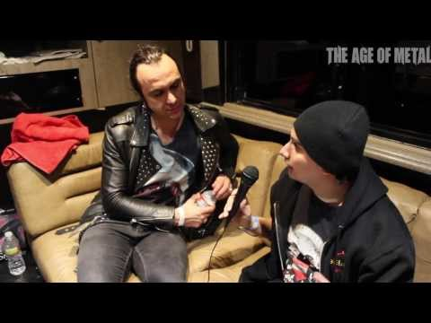 Interview with Fernando Ribeiro of Moonspell