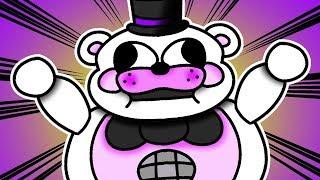 Minecraft Fnaf: Funtime Freddy Gets Fat (Minecraft Roleplay)