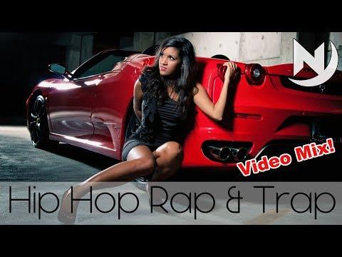Best Hip Hop Rap Urban & Trap Mix 2017 | Bass Boosted Party Trap Hip Hop Black Hype Music #63
