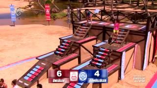 Survivor All Star 2.Bölüm 23 Şubat 2015 HD Part 3