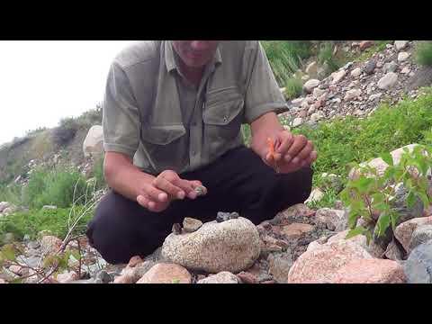25 Горная речка и речные камни 3