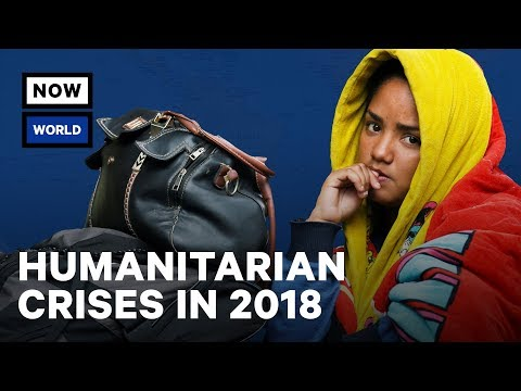 Humanitarian Crises Around the World: Year in Review | NowThis World