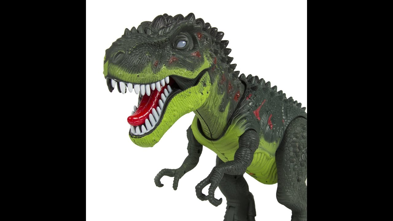 T Rex Dinosaurio con batería dinosaurio Jurásico Era prehistórica ...