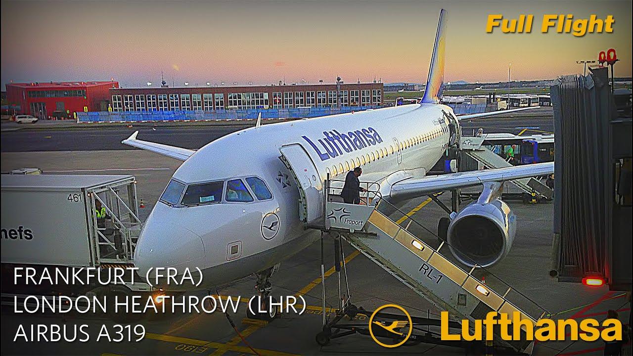 Frankfurt To London
